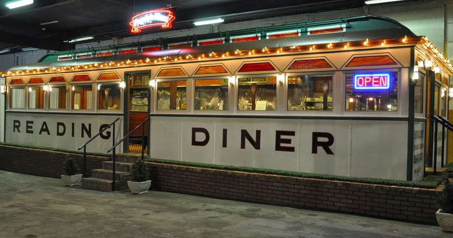 Just a car guy i just posted a rail car diner yesterday for Kb motors reading pa