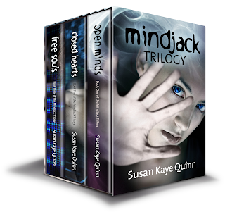 The Mindjack Trilogy Book Trailer