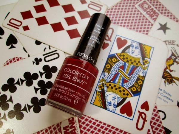 Revlon ColorStay Gel Envy Nail Enamel in Queen of Hearts