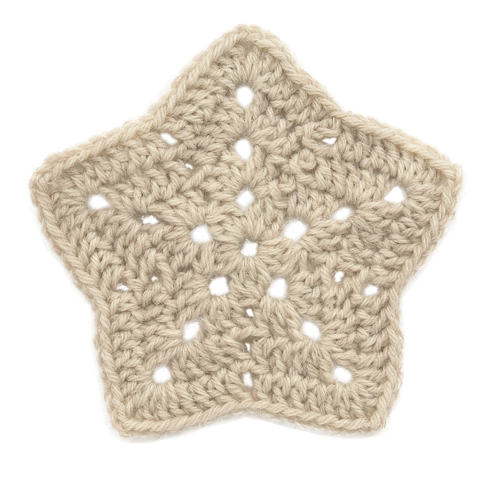 Crochet Patterns Star : VERA E SUAS MANUALIDADES - Veraxangai: ESTRELAS EM TRICO E CROCHE ...