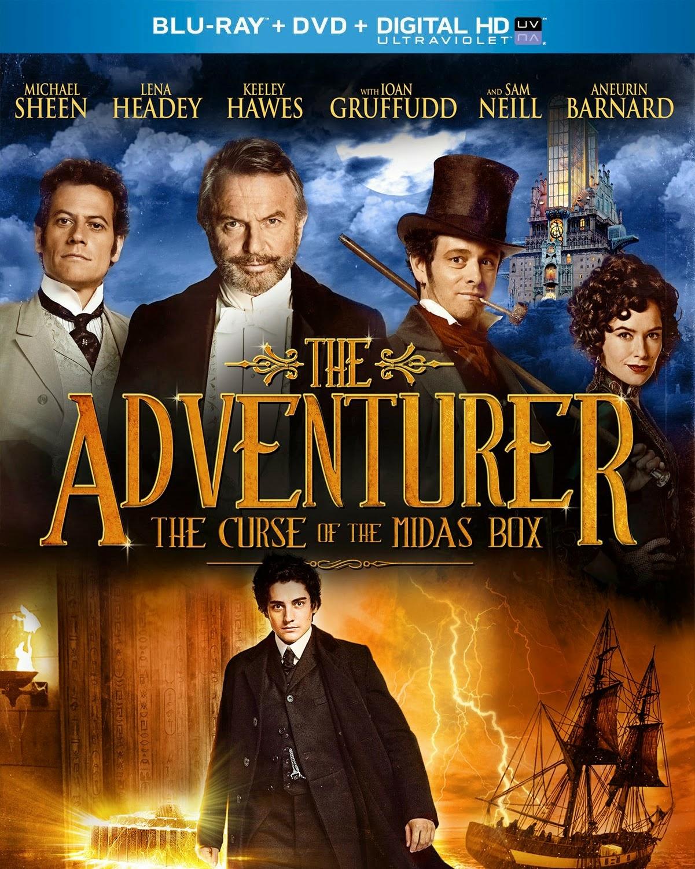 ดู The Adventurer: The Curse of the Midas Box  มารายห์ มันดี้ ผจญภัยล่ากล่องปริศนาครองโลก