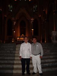 Misa de Envio - Ministro de la Sagrada Comunion, Iglesia la Catedral