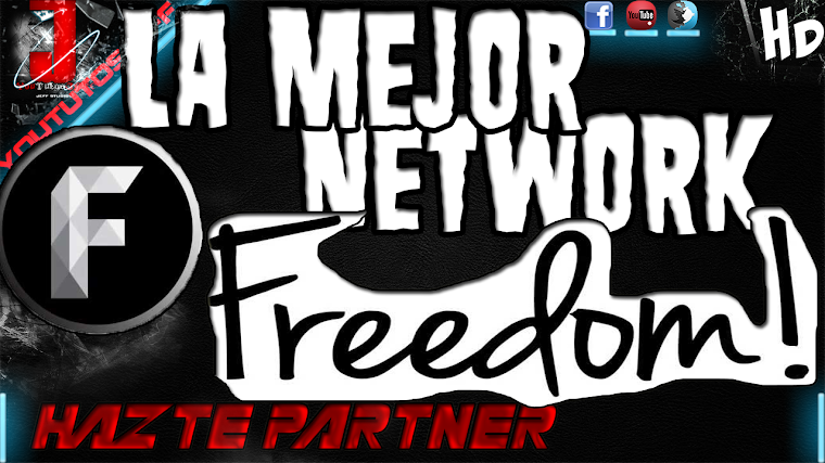 COMO REGISTRARSE EN FREEDOM LA MEJOR NETWORK DE YOUTUBE | 2015