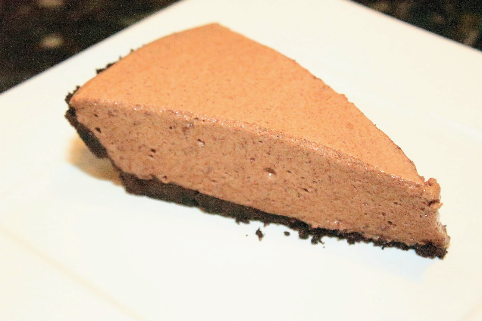 chiffon buttercream cake chocolate chiffon pie chocolate chiffon pie ...