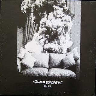 RIK RUE-SOUND ESCAPES, LP, 1988, AUSTRALIA