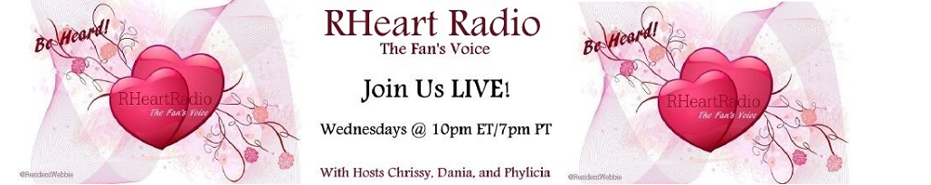 RHeart Radio - The Fan's Voice! Be Heard!