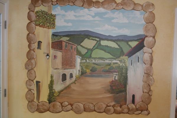 Cadlow vape world green apple painting muralist for Cadlow mural world
