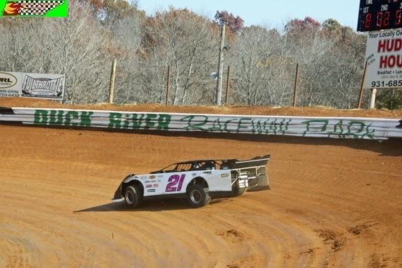 Duck River Raceway Park Deep Fried 75, 11/15/2014 (Steven Luboniecki photo for Middle Tennessee Racing Scene)