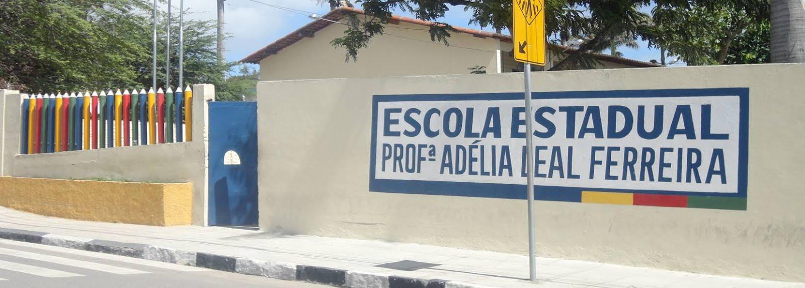 ESCOLA ADELIA LEAL