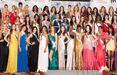 miss universe contestant 2012