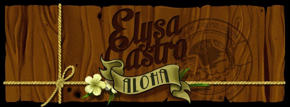 The Art of Elysa Castro - Blog