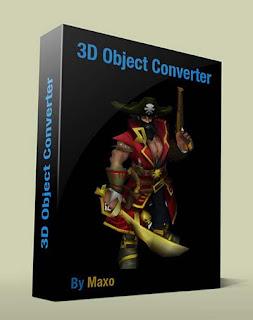 3D Object Converter Portable