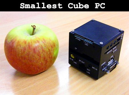 World's 12 Smallest Things