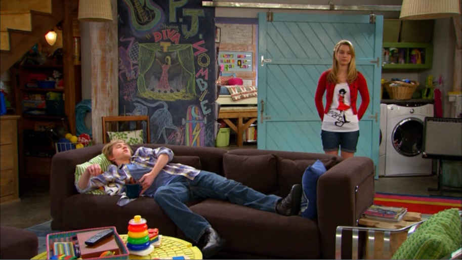 redefining c good luck charlie the tv show