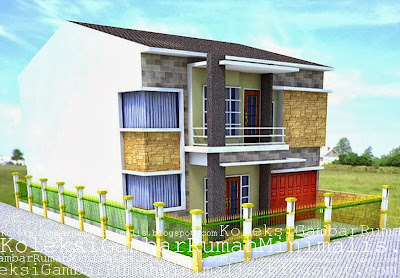 Contoh-Desain-Kreatif-Rumah-Minimalis-2-Lantai