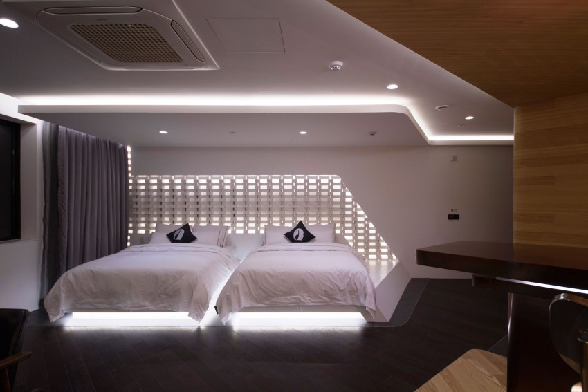 Modern Home Design: LOUNGE 17 by SEUNGMO LIM