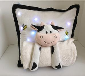 Trying to Stay Calm!: Juzt 4 Kidz Lullaby Light Up Pillows Review and Giveaway...