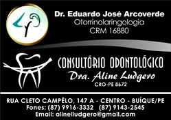 Consultórios #Drª. Aline e Drº. Eduardo