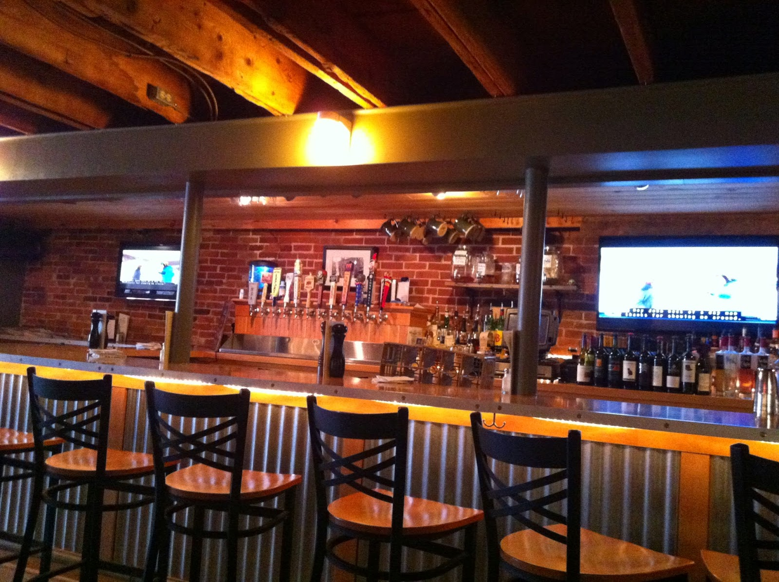 Photo of Bar Area at Dogfish Bar and Grille by Don Taylor | CC BY CA