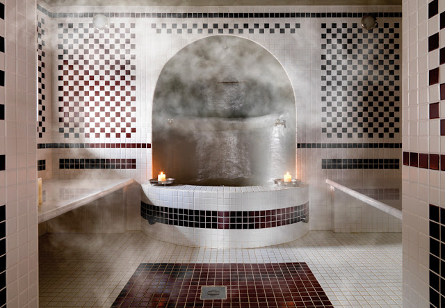 casa rural en italia hamman baño de vapor