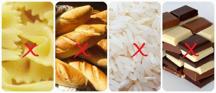 alimentos a eliminar en la cena
