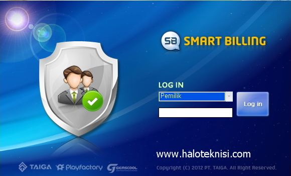 Lisensi Smart Billing