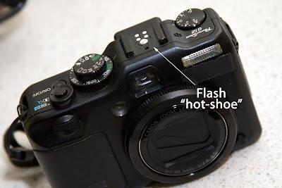 Flash Hot-Shoe