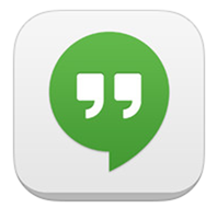 Google Hangouts App for iOS now allows free calls to USA and Canada