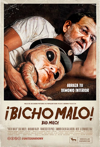 Bad Milo DVDRip Latino