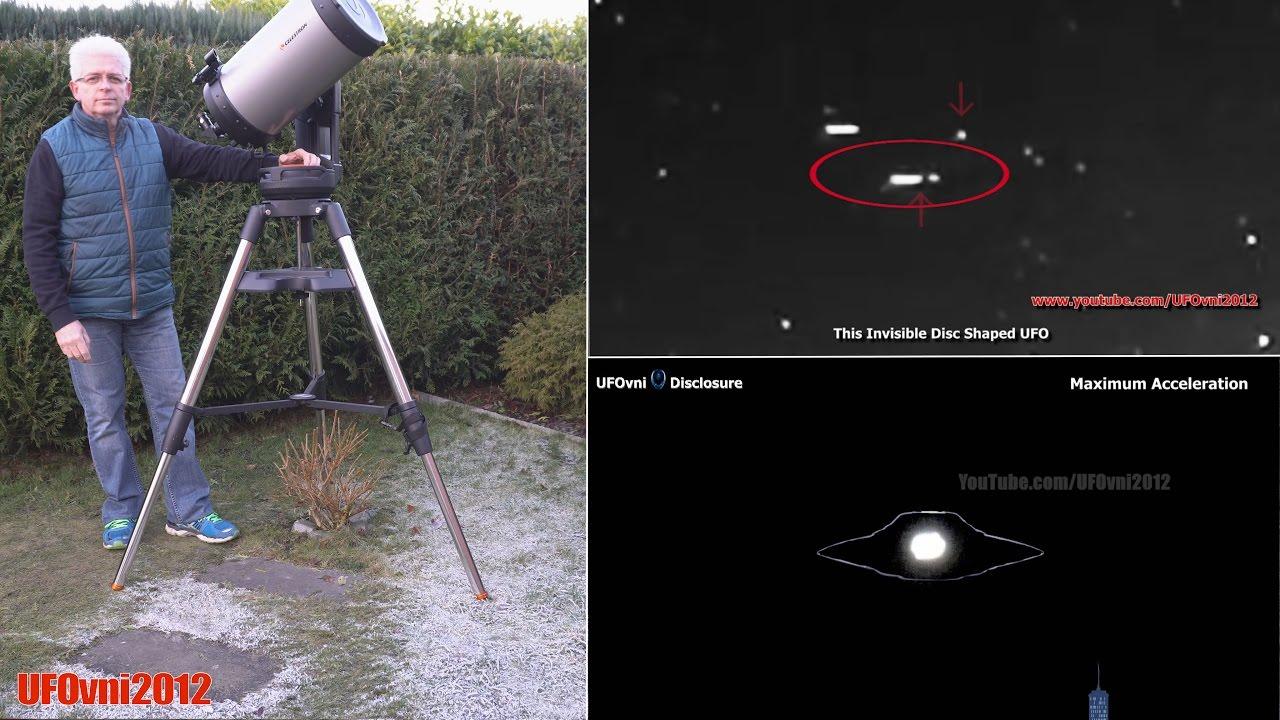 Des vaisseaux spatiaux invisibles nous regardent (Explication)