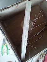 Cara Membuat Cajon - String