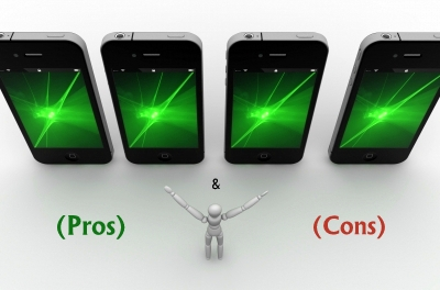 Pros And Cons Of IPhones