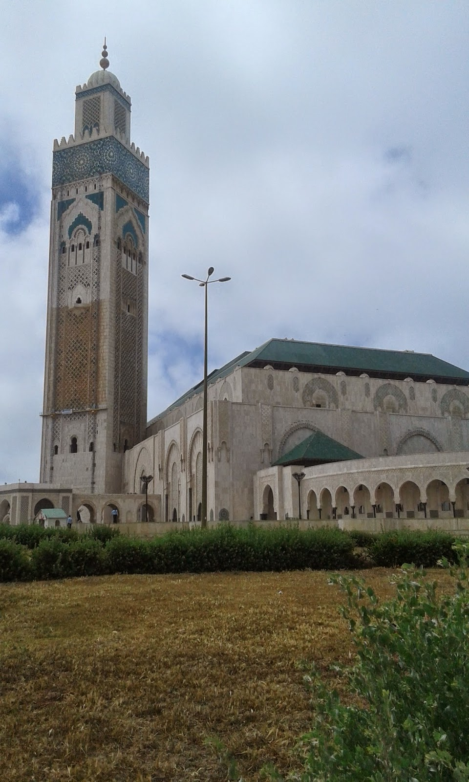 Liliana Lives Life Tours Friday 9th May In Casablanca Morocco