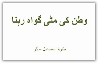 1 - Watan ki Miti Gawah Rehna by Tariq Ismail Sagar