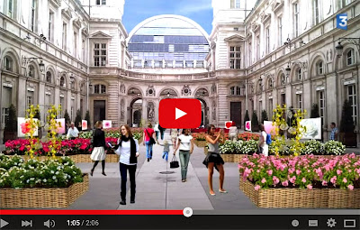 Lyon, capitale mondiale de la rose en 2015 !