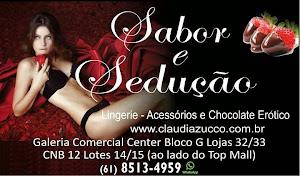 SABOR & SEDUÇÃO