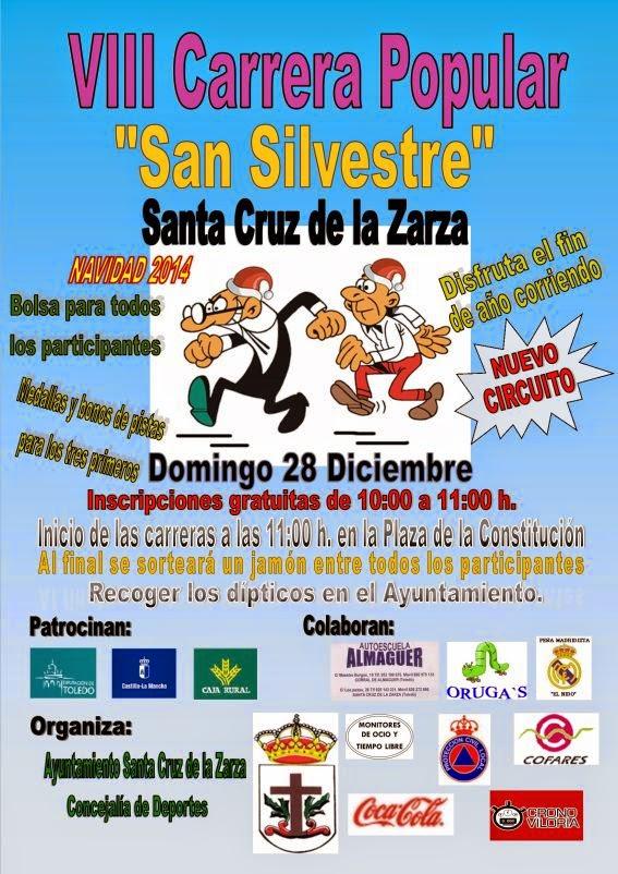 VIII San Silvestre de Santa Cruz de la Zarza
