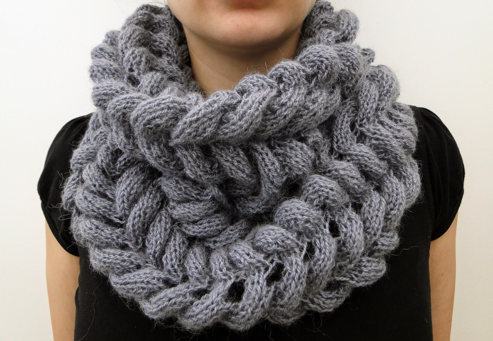 Cowl Knitting Pattern
