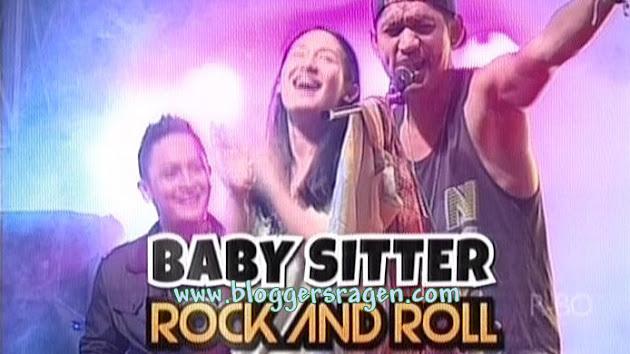 Pemain Baby Sitter Rock n Roll