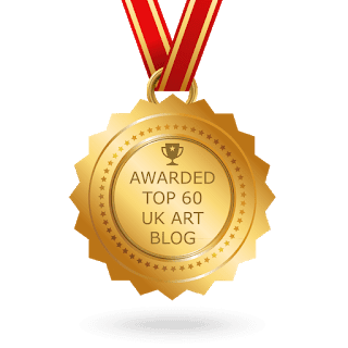 A Top 60 UK Art Blog