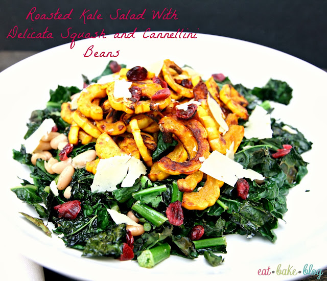 roasted squash recipe kale recipe delicata squash recipe kale salad recipe