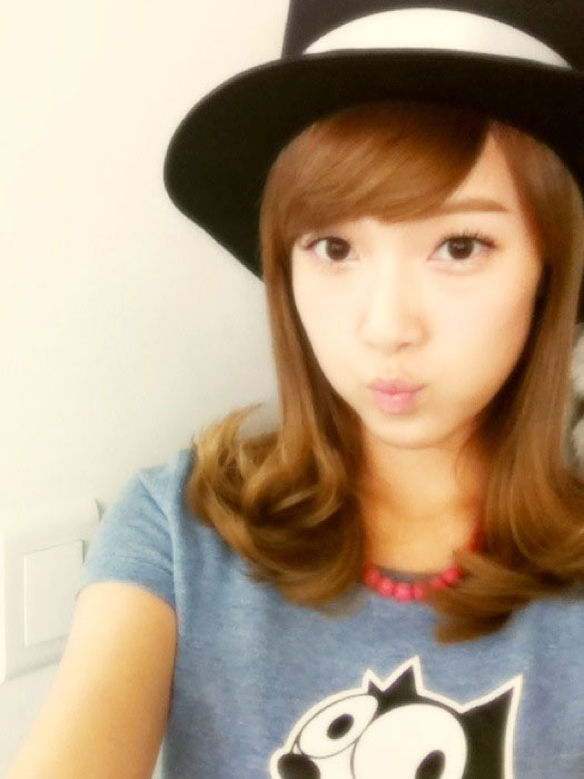 jessica jung cute selca i am an asian girl