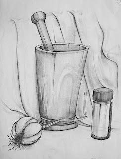 Resim Derslerinde çizdiklerim Karakalem çzimler Drawings In