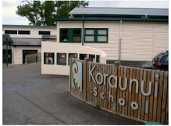 Koraunui School Extranet