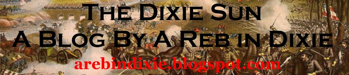 The Dixie Sun by A Reb in Dixie