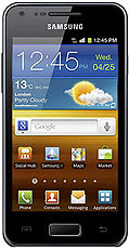 Samsung Galaxy S Advance reviews and specifications