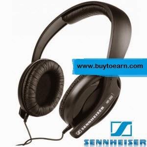 Ebay : Sennheiser HD 202 II Headphones at Rs.1,690 only: Buy To Earn