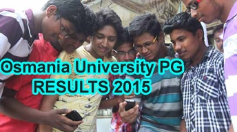 Osmania University OU MBA MCA MSc MCom MA Exam Results 2015, OU PG Result 2015 will be announced at www.osmania.ac.in MBA MCA Sem Results 2015 Today, Osmania University PG Result 2015, OU M.Com, M.A, M.Sc 1st 2nd 3rd year Results 2015, OU PG Exam Results 2015 check