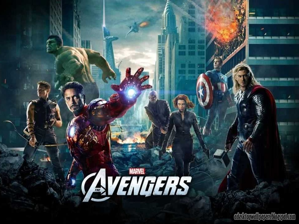 the avengers 2012 wallpapers - photo #5