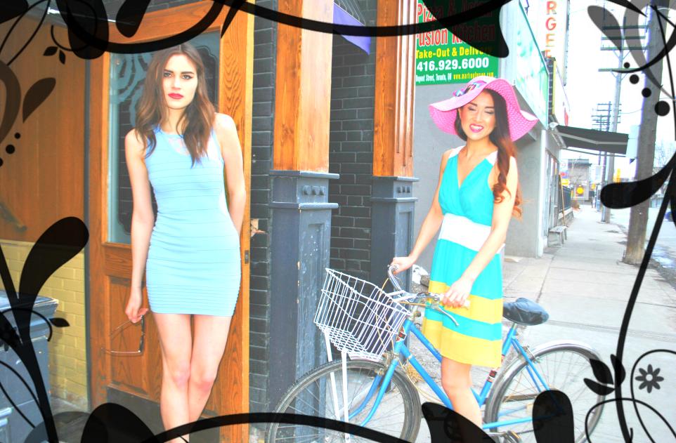 zoeii boutique, toronto, toronto summer, summer fashion city